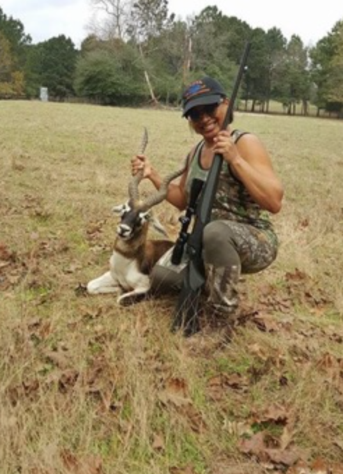 Blackbuck Trophy Hunt
